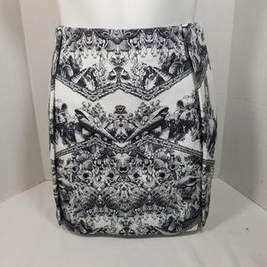 Finders keepers shell goodbye skirt
